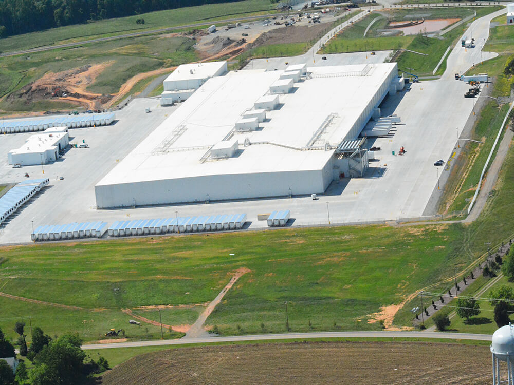 Walmart Distribution Center Mebane The Pike Company