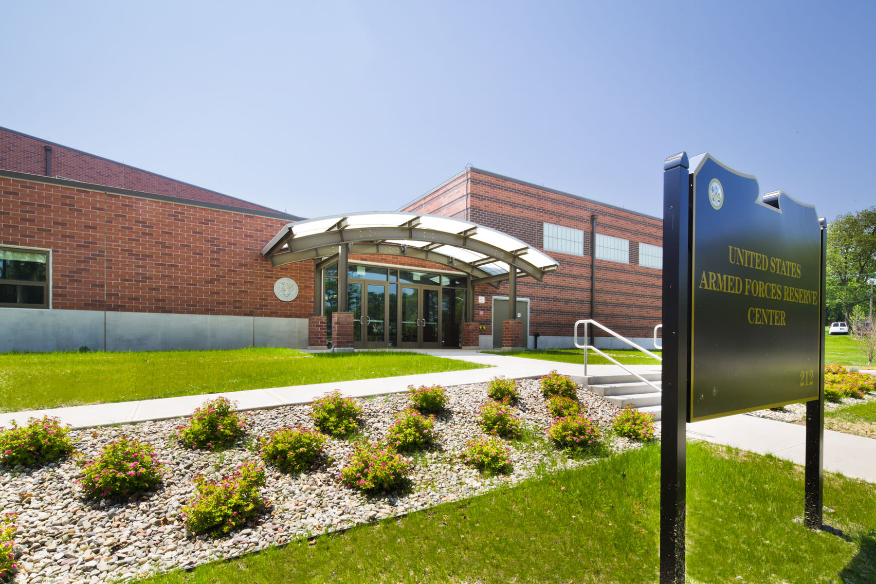 Fort Hamilton Armed Forces Reserve Center The Pike Company