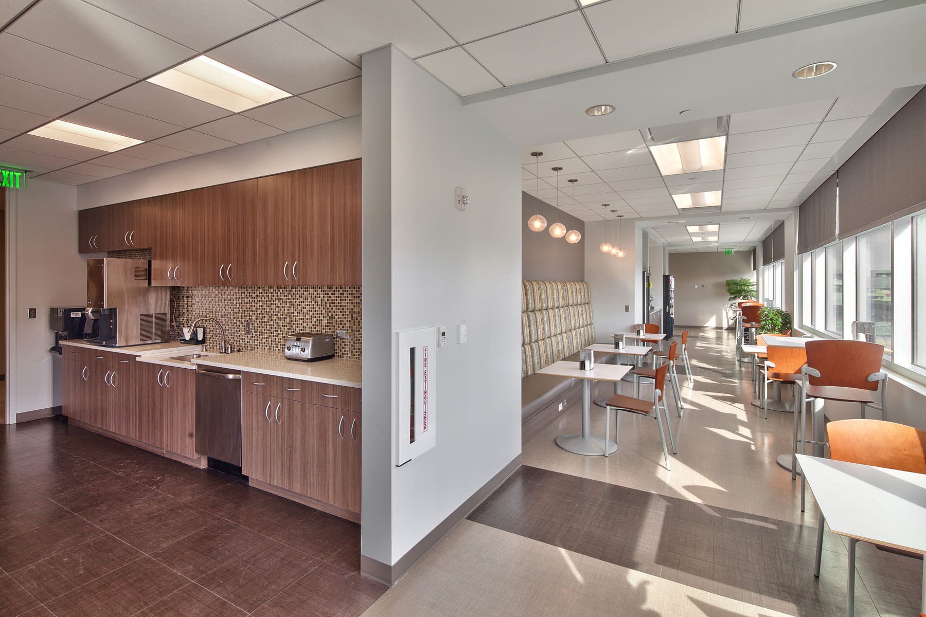 Phillips Lytle Interior Fit Out The Pike Company