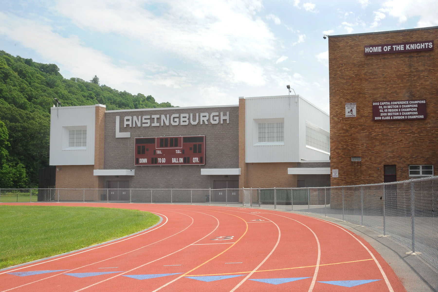 Lansingburgh Central School District The Pike Company